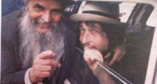 דילן והרב בנטוב - זוכה פרס הנובל: השיר ששר בוב דילן לרב משה בנטוב