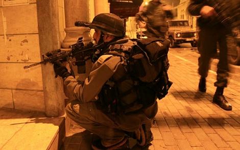 """אילוסטרציה - הימ""""מ לכד שלושה מחבלים במזרח ירושלים"""