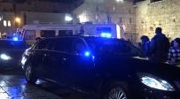 כך מתרגלת המשטרה את ביקור סגן הנשיא