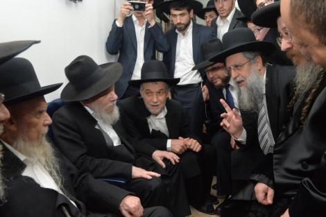 מדוע ראש הישיבה מסר שיעור בעברית. צפו