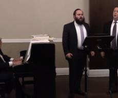 מוטי בויאר וחיים דוד ברסון מבצעים רוזנבלט