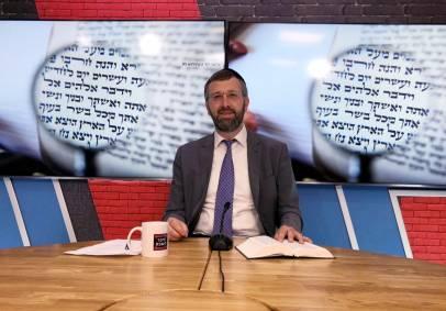 """מבט תנ""""כי: מהי זכותינו על ארץ ישראל? צפו"""