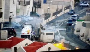 דליפת גז בירושלים: התושבים פונו מבתיהם