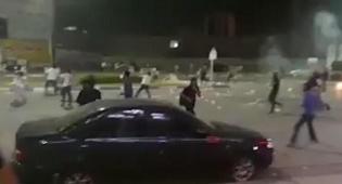 """המהומות במוצ""""ש בחוראמשהר"""