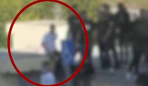 11 קטינים עוכבו לחקירה בגלל נפצים; צפו