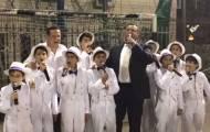 שבחי ירושלים: ליאון ולהקת פרחי ירושלים