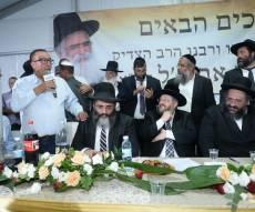 """האחים הרבנים אברג'ל, הגר""""י דרעי ויחיאל זוהר, בחודש שעבר - שנת בחירות: דרעי ייפגש עם הרבנים אברג'ל"""