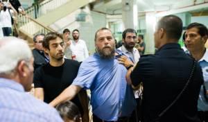 """גופשטיין באחד המעצרים הקודמים - עשרת פעילי להב""""ה שנעצרו שוחררו לביתם"""