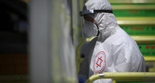 ביממה: 116 חולים חדשים; חמישה נפטרו