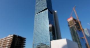 """קומה 46 במגדל מידטאון בת""""א"""