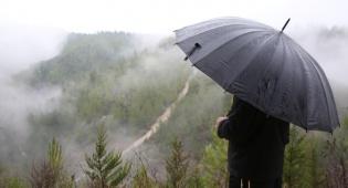התחזית: גשם לסירוגין בצפון הארץ ובמרכזה