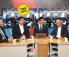 משדר הבחירות המרכזי של 'כיכר השבת' - בשידור חי • צפו