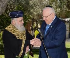 הראשון לציון ונשיא המדינה - הראשון לציון והנשיא ייפגשו עם מלך ספרד