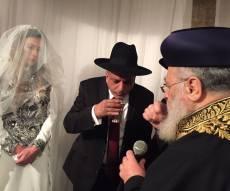 """חתונת יגאל רווח ועו""""ד חוי אדמקר • צפו"""