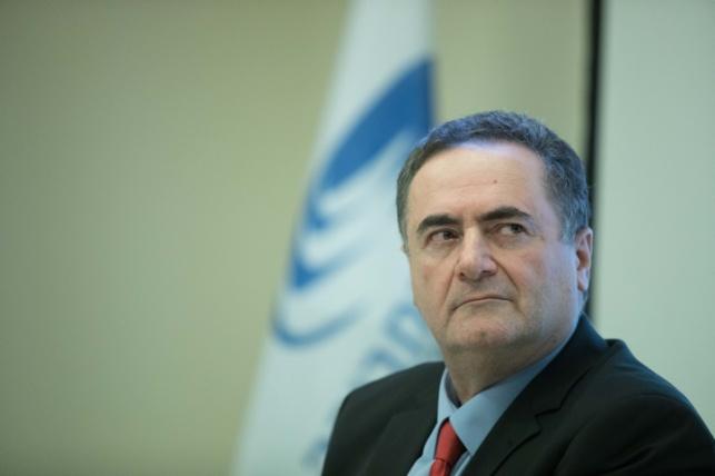 """שר החוץ כץ: """"מציע לאיראן לא לבחון אותנו"""""""