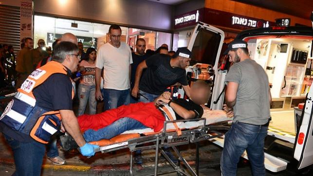 """שישה פצועים מהפיגוע בב""""ש עדיין מאושפזים"""