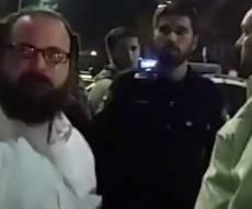 """חיים רוטר. ארכיון - אזרח שנעצר טען: יו""""ר 'השומרים' תקף אותי"""