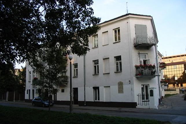 הבניין ברחוב פלנטי 7, שבו נטבחו 40 יהודים