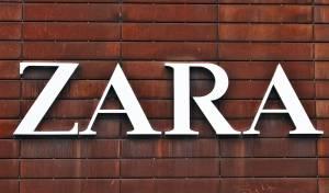 """לוגו רשת """"ZARA"""""""