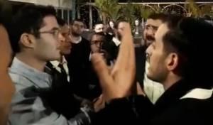 """העיתונאי הותקף בכנס ש""""ס; דרעי התנצל"""