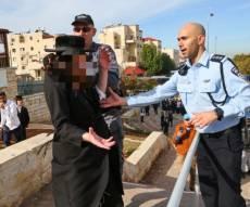 אילוסטרציה - אב לשישה מואשם ביידוי שקית זבל על חייל