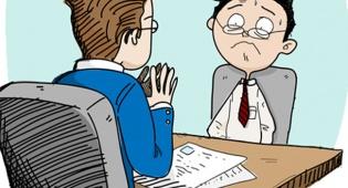 תשתדל לא להראות כך... - 10 טעויות נפוצות בשפת גוף שעלולות להרוס לך ראיון עבודה