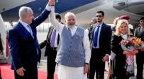 יש לך מקום חזרה לרמאללה? מודי מקבל את נתניהו בהודו - דיווחים בהודו: מודי יבקר ברמאללה בקרוב