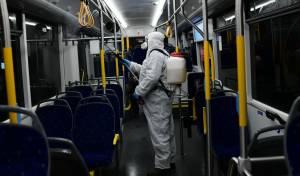 חיטוי אוטובוסים בישראל, אמש