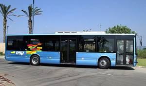 נהגי אוטובוסים לא ייכנסו לאלעד לפני צאת השבת