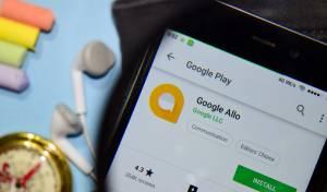 Allo  אפליקציה גוגל