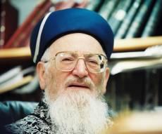 """הילולת מרן. הרב מרדכי אליהו זצ""""ל מן הארכיון"""
