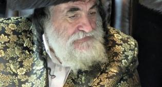 """האדמו""""ר מויז'ניץ - בחמישי: הרבי מויז'ניץ יוצא למסע תפילה"""