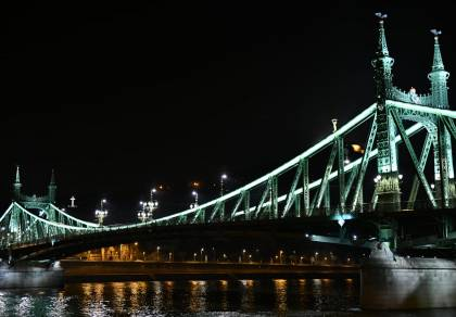 מסע הונגרי • תיעוד לא שגרתי של בודפשט