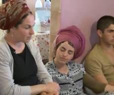 האלמנה ומשפחתה - סבם של היתומים: 'הם ימשיכו ויגדלו - בחוזק'