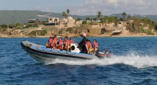 טרק ים - חופש מושלם: מלון, מסלול, מסעדה
