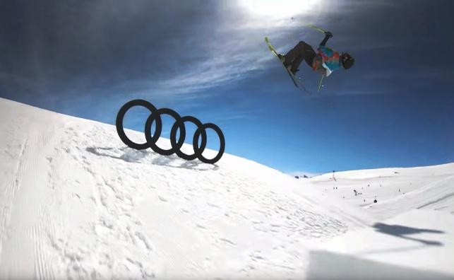 מסלול הסקי שמשאיר אבק לכל מה שראיתם עד היום