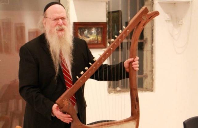 המוזיקאי והצייר דייויד לואיס הלך לעולמו