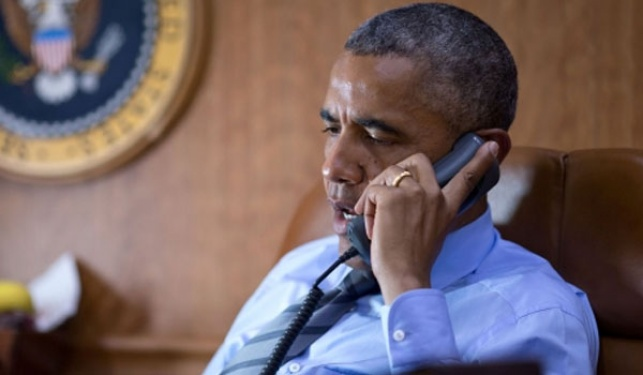 הנשיא אובמה, כלשים באבטחתו