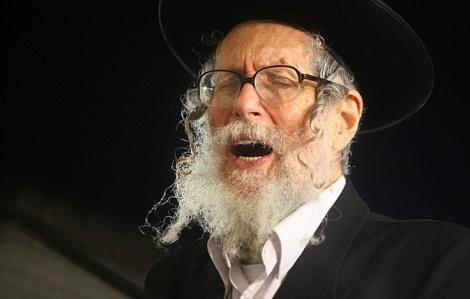הרב אליעזר ברלנד - הרב ברלנד: זה ייפסק כשהדוקרים יחוסלו