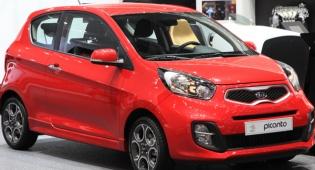 קיה פיקנטו. מקום ראשון - הכירו: הרכבים הכי נמכרים בישראל