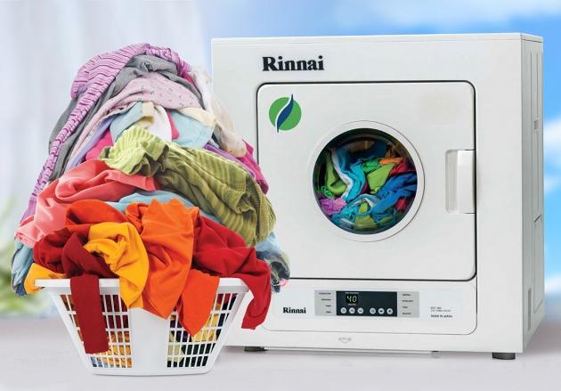 מייבש רינאי. פזגז. - 'פזגז' מציגה את הדרך הקצרה ביותר לסיים עם הכביסה