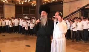 צפו: ההופעה של מרדכי בן דוד בליל פורים