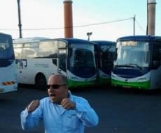 האוטובוסים שנלקחו לבדיקה - המשטרה פשטה על האוטובוסים של 'קווים'