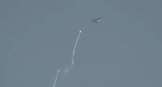 תיעוד מרהיב: התצוגה במסדר כנפיים של חיל האוויר
