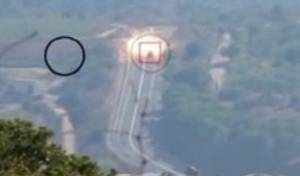 """התיעוד של חיזבאללה: כך פגענו ברכב צה""""ל"""
