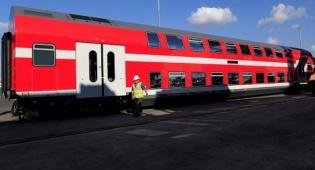 """""""מנקים ומתדלקים בשבת"""". רכבת ישראל - """"אני צריך לנקות את הרכבת בשבת"""""""
