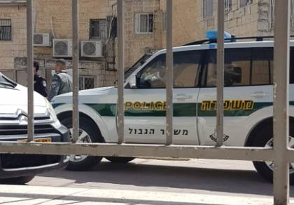 """פשיטה משטרתית: 2 עצורים וס""""ת מוחרמים"""
