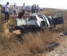אילוסטרציה - תאונה קשה בענבה: אברך חסידי נפצע קשה