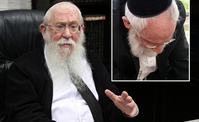 הרב שלמה פלאי והרב יגאל רוזן