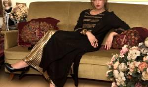 שמלת גלביה. נפרטיטי